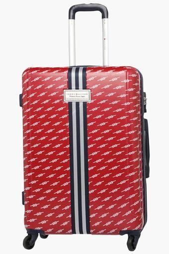 Buy TOMMY HILFIGER Unisex Zipper Closure Hard Trolley ... 4e4d9ae41d