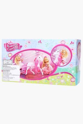 Steffi Love Evi 2 Dolls Carriage Set