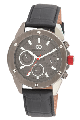Grey Dial Mens Watch - G1001-06