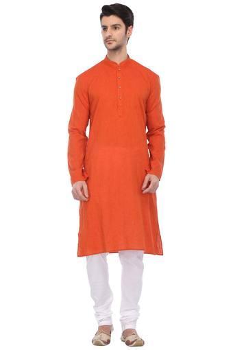 ETHNIX -  OrangeEthnic Wear - Main