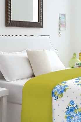 Allure Blue 150 GSM Polywadding Double Comforter