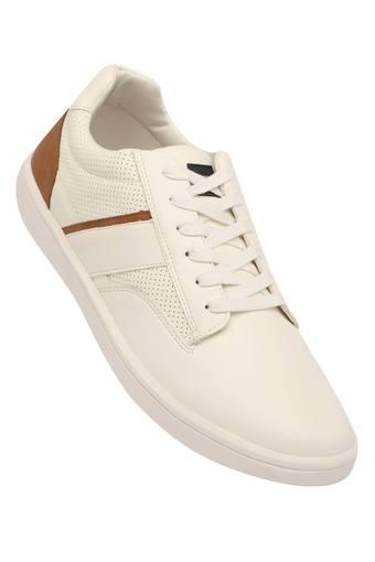 LOUIS PHILIPPE -  WhiteCasual Shoes - Main