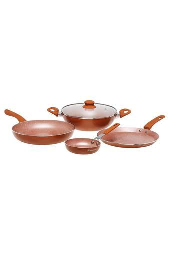 Rose Gold Cookware Set of 4