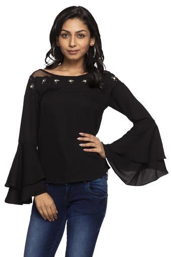 MADAME -  BlackT-Shirts - Main