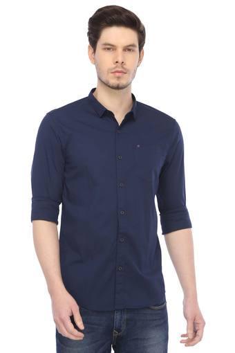 WRANGLER -  NavyShirts - Main