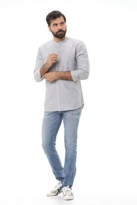 LIFE - Grey Casual Shirts - 3