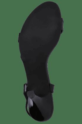Womens Slipon Heel Sandal