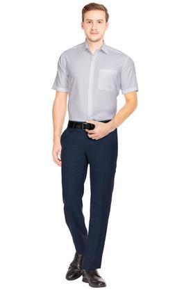 RAYMOND - WhiteFormal Shirts - 3