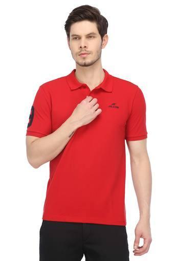 ALCIS -  RedT-Shirts & Polos - Main