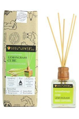 Lemongrass Cube Reed Diffuser