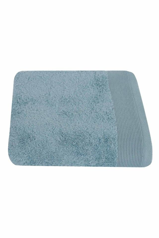 MASPAR - Blue Bath Towel - Main