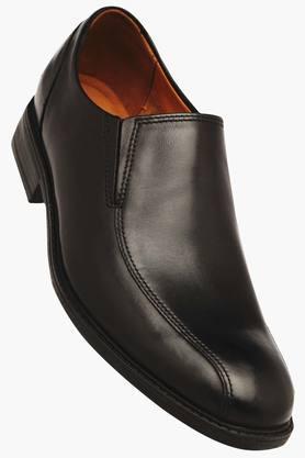 Clarks Formal Shirts (Men's) - Mens Leather Slipon Formal Shoes