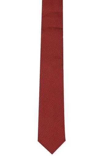 Mens Check Formal Tie