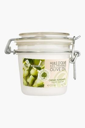 Silky Cream Olive Oil 200ml