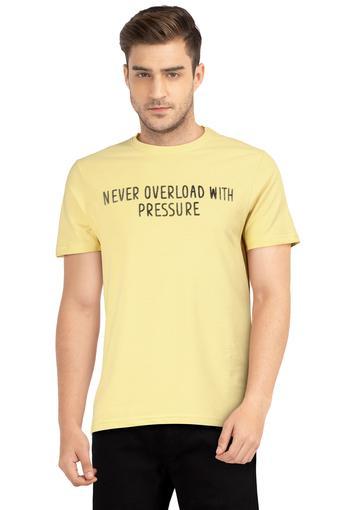 STOP -  YellowT-Shirts & Polos - Main