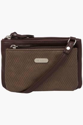 LAVIEWomens Rosetta Zipper Closure Sling Bag - 201864398