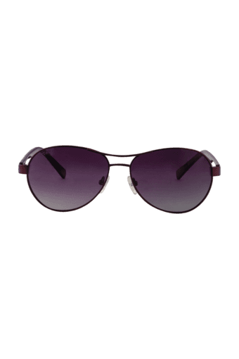 Womens Gradient purple Glares - G153SPFSCB