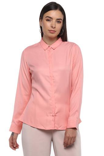 ALLEN SOLLY -  PeachShirts - Main