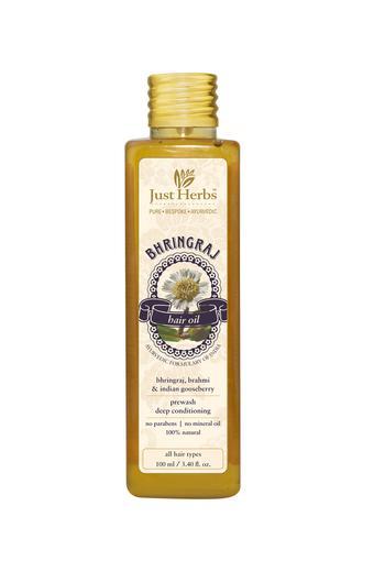JUST HERBS - Hair Oils & Serums - Main