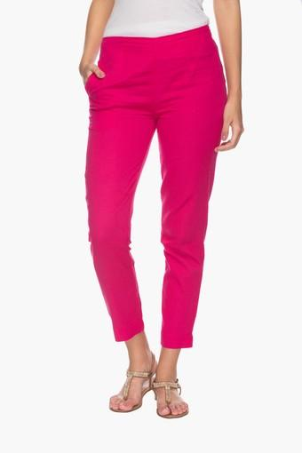 STOP -  Fuschia Pants - Main