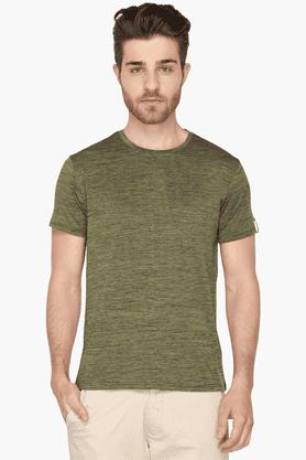 Mens Textured T-shirt