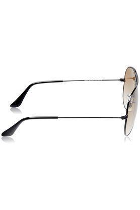 Mens Aviator UV Protected Sunglasses - RB3025002/4W58