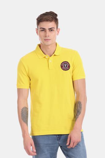 AEROPOSTALE -  YellowT-Shirts & Polos - Main