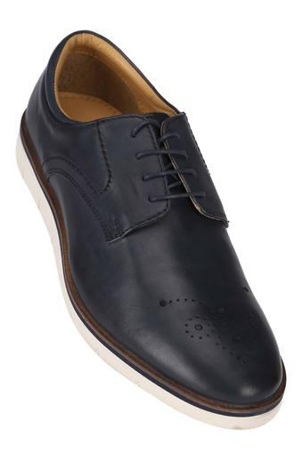 STEVE MADDEN -  Navy Casual Shoes - Main