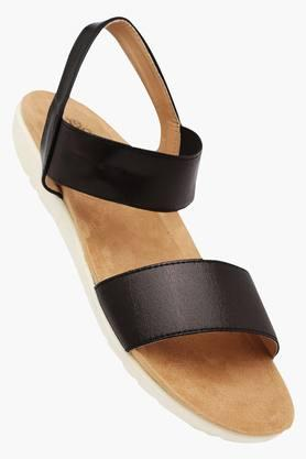TRESMODEWomens Daily Wear Slipon Flat Sandals