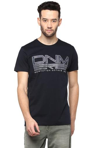 OCTAVE -  NavyT-shirts - Main