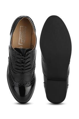 TRUFFLE COLLECTION - Black Casuals Shoes - 3