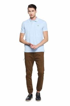 ALLEN SOLLY - BlueT-Shirts & Polos - 3