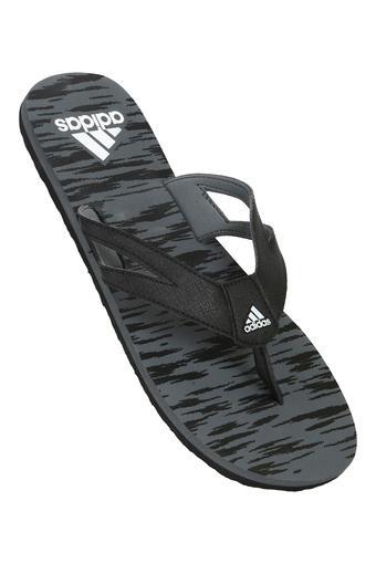 ADIDAS -  GreySlippers & Flip Flops - Main