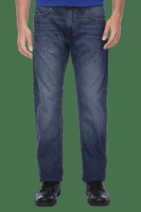 LEEMens 5 Pocket Regular Fit Stretch Jeans