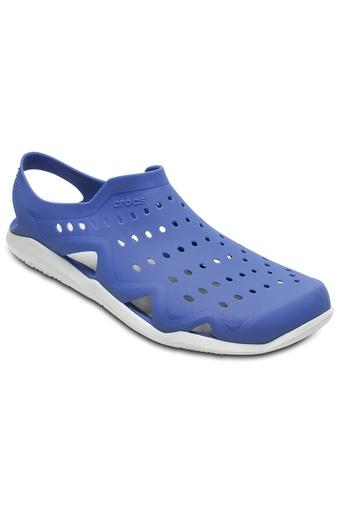 CROCS -  Blue Sandals & Floaters - Main