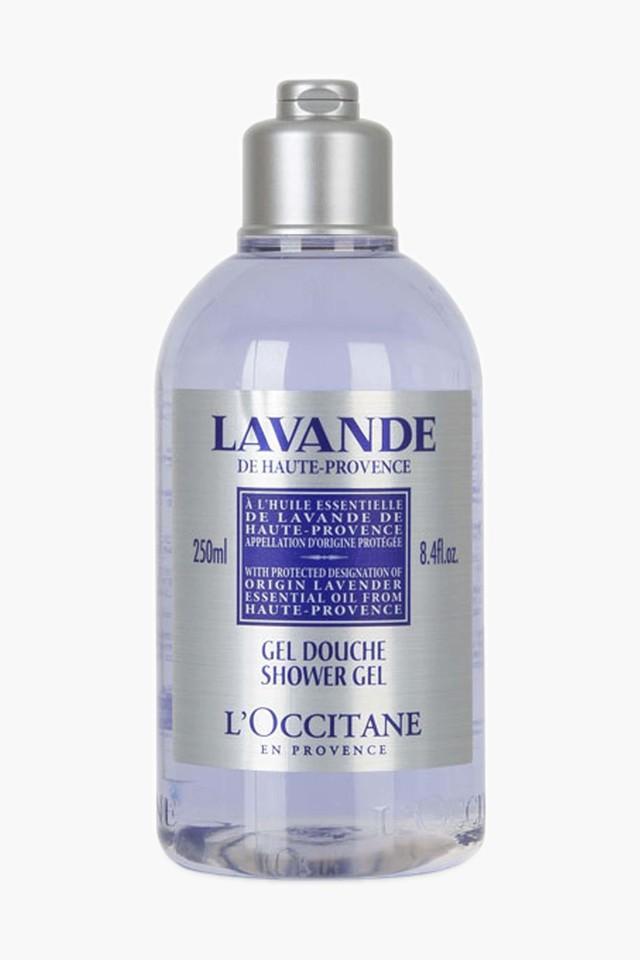 Womens Lavender Shower Gel - 250ml