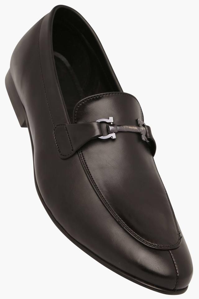 Mens Slipon Leather Smart Formal Shoe