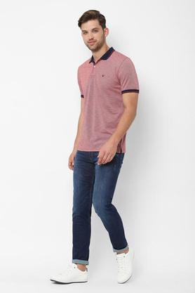 ALLEN SOLLY - RedT-Shirts & Polos - 2