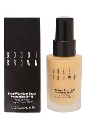 Womens Long Wear Even Finish Foundation with SPF 15 - Honey
