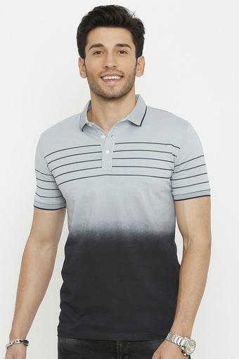 REX STRAUT JEANS -  BlueT-shirts - Main