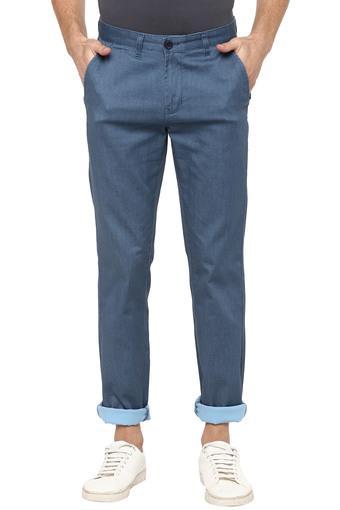 B480 -  BlueFormal Trousers - Main