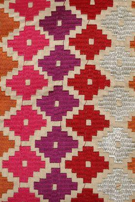 Square Woven Cushion Cover