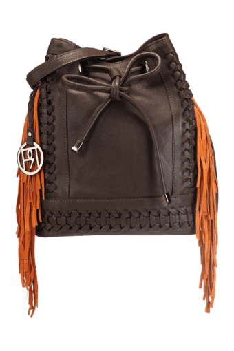 PHIVE RIVERS -  Brown Handbags - Main
