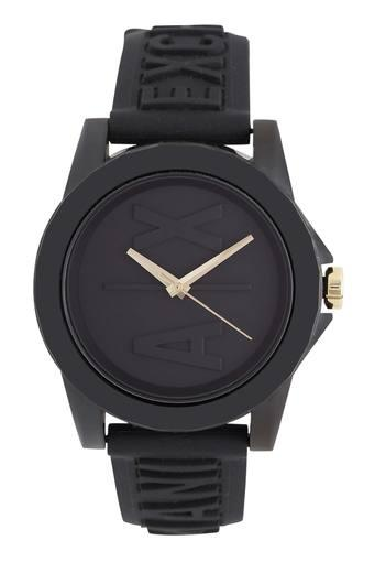Womens Round Dial Analogue Watch
