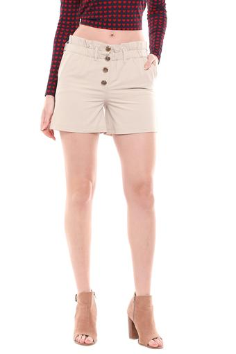 ONLY -  BeigeCapris & Shorts - Main