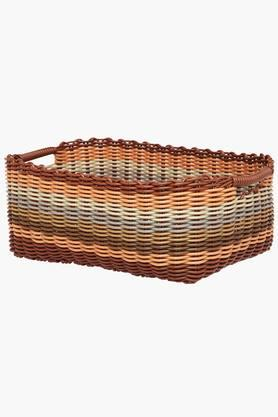 IVY Pvc Basket With Handle - Large
