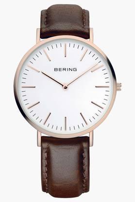BERINGUnisex Classic White Round Analogue Watch 13738-564