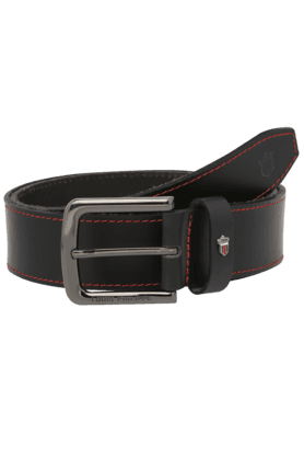 LOUIS PHILIPPE Mens Leather Casual Belt - 200102646