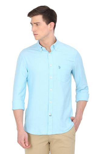 U.S. POLO ASSN. -  Aqua Shirts - Main