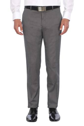 VAN HEUSEN -  Light GreyCargos & Trousers - Main